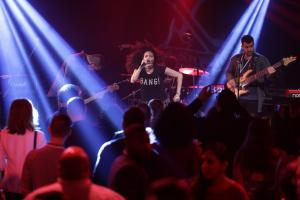 LTrain Performs (photo credit - John Nacion)